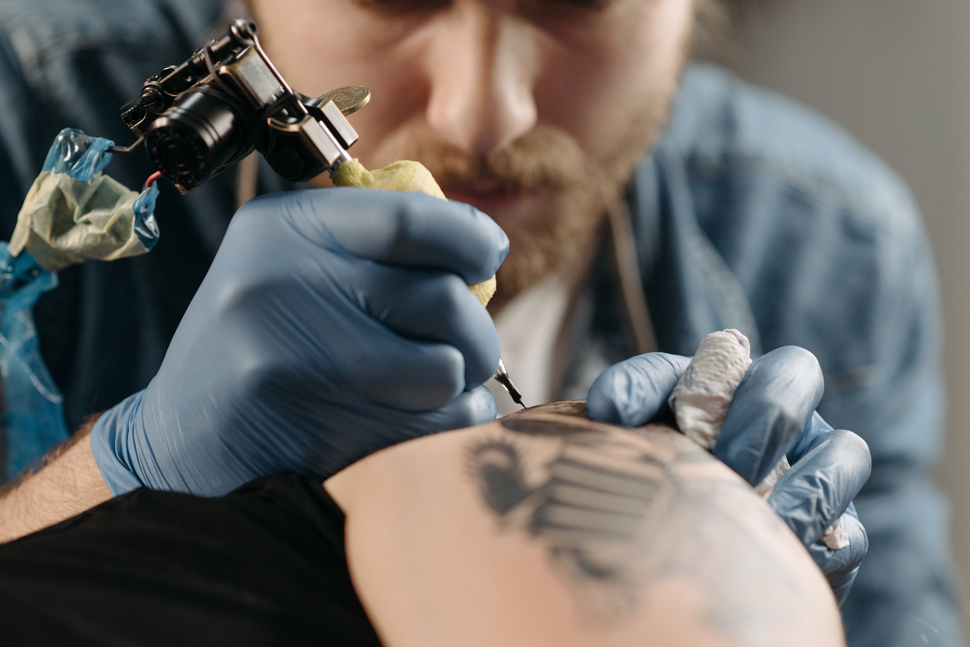 Tattoo Touch-ups