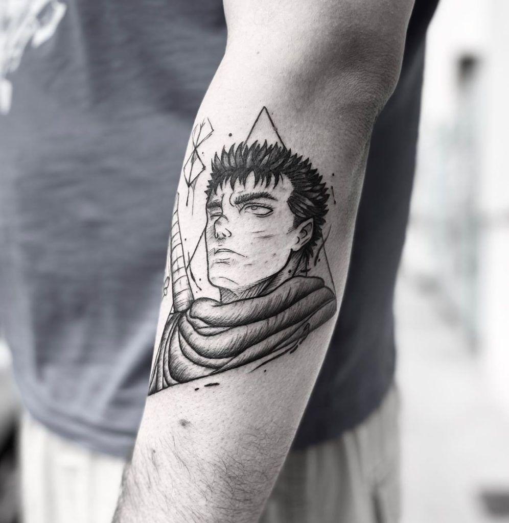 Berserk Tattoo 101