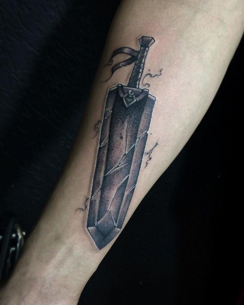 Berserk Tattoo 103
