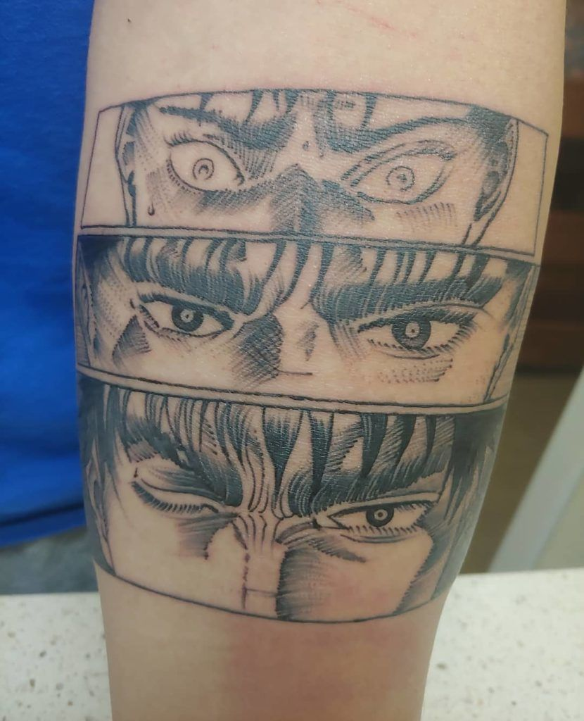 Berserk Tattoo 106