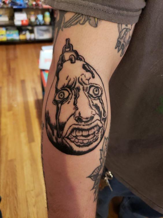 Berserk Tattoo 108