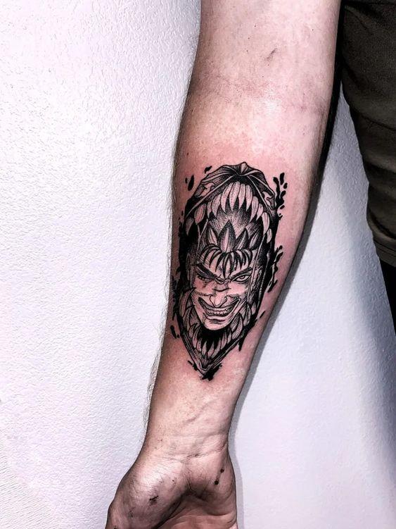 Berserk Tattoo 110