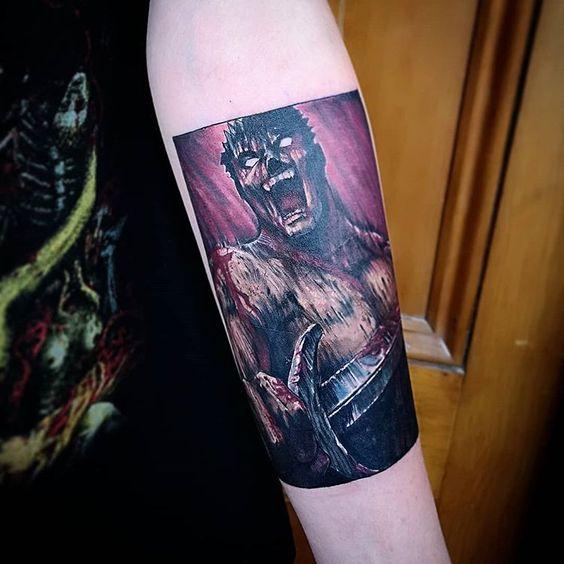 Berserk Tattoo 111