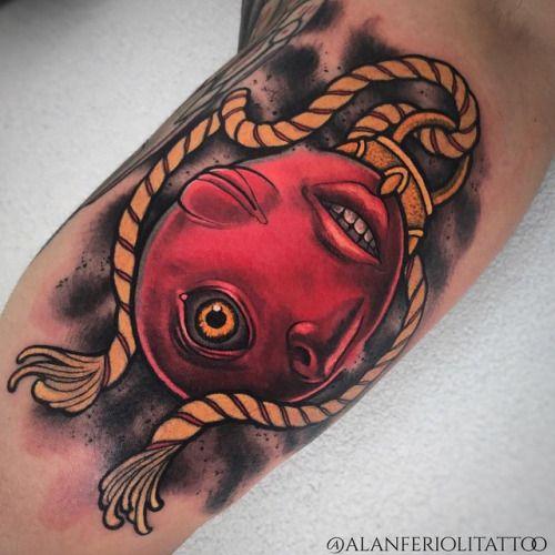 Berserk Tattoo 113