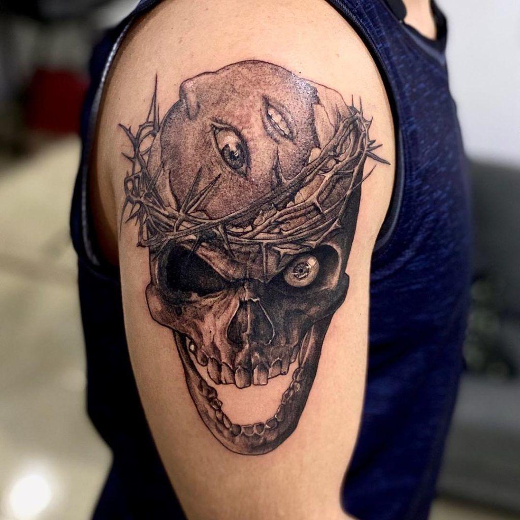 Berserk Tattoo 115
