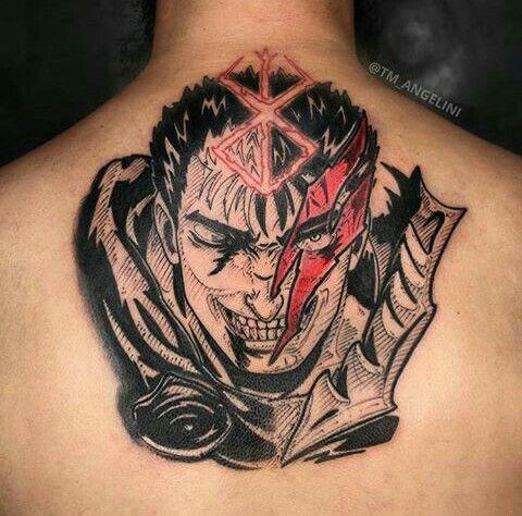 Berserk Tattoo 122