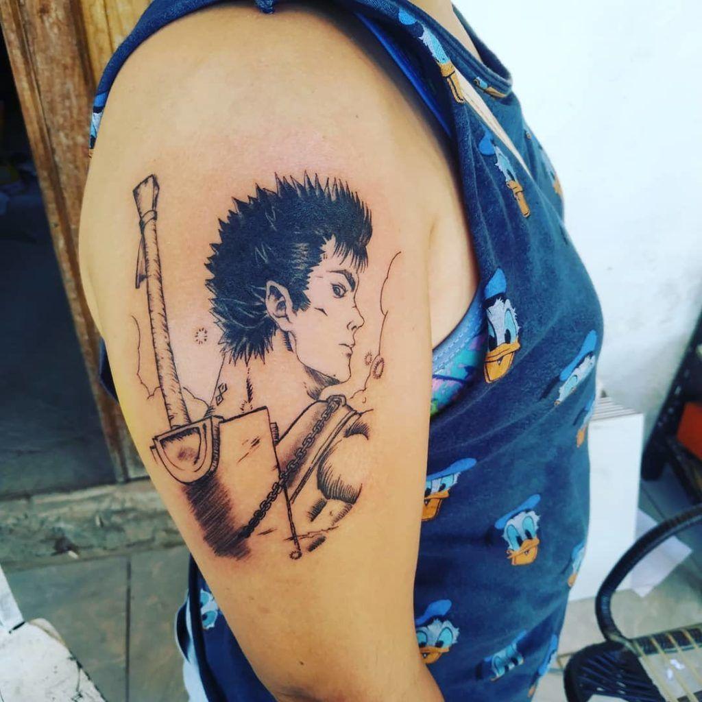 Berserk Tattoo 125