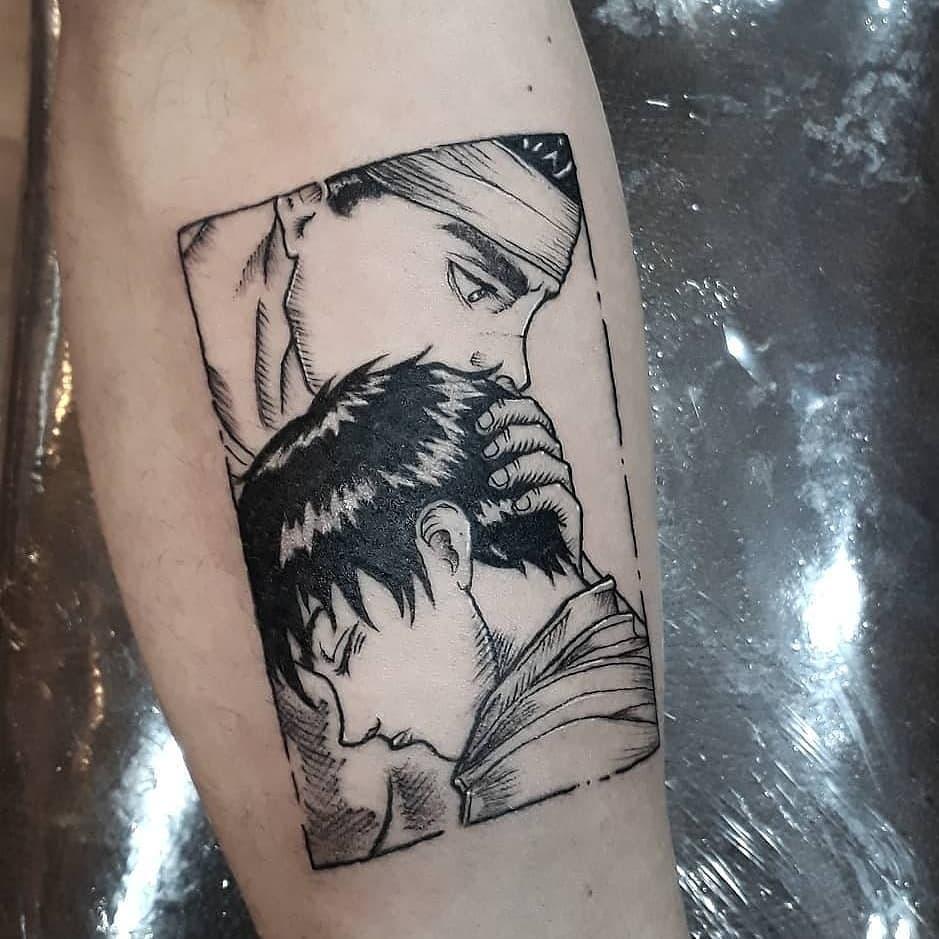 Berserk Tattoo 131