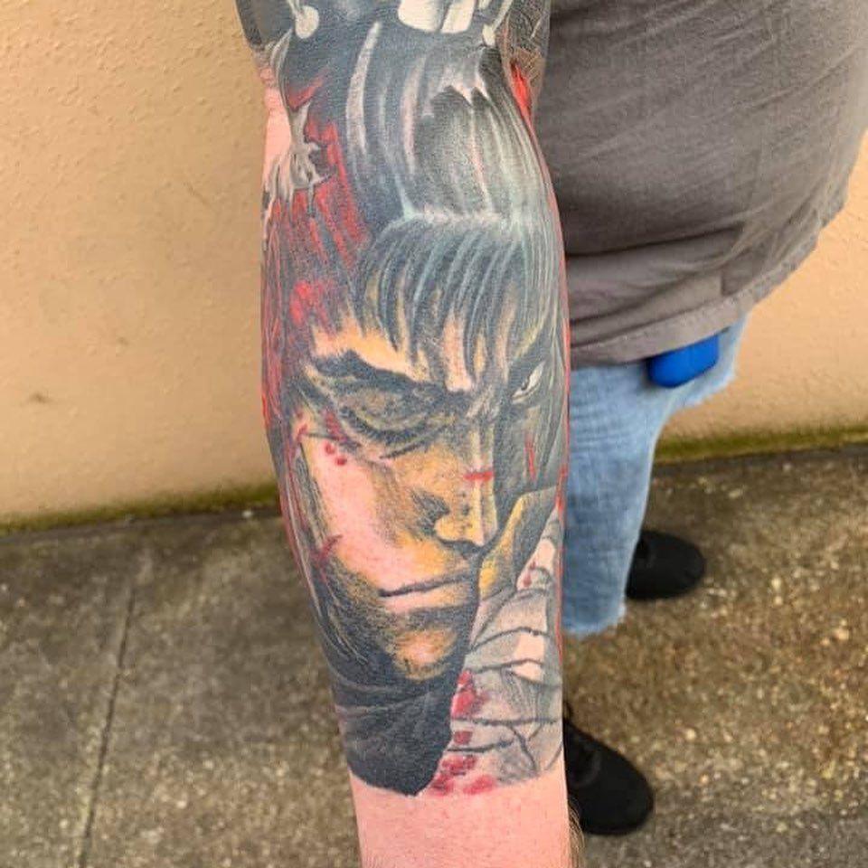 Berserk Tattoo 132