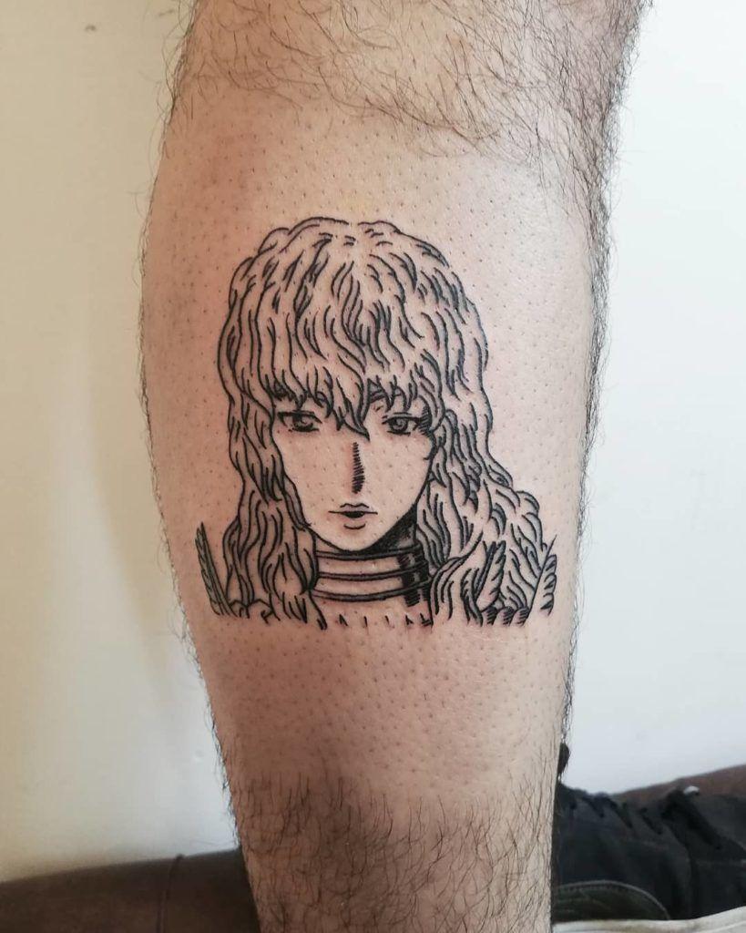 Berserk Tattoo 140