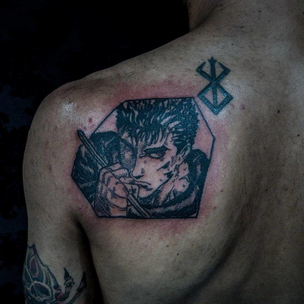 Berserk Tattoo 142