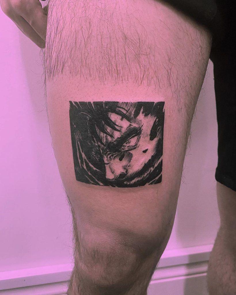 Berserk Tattoo 143