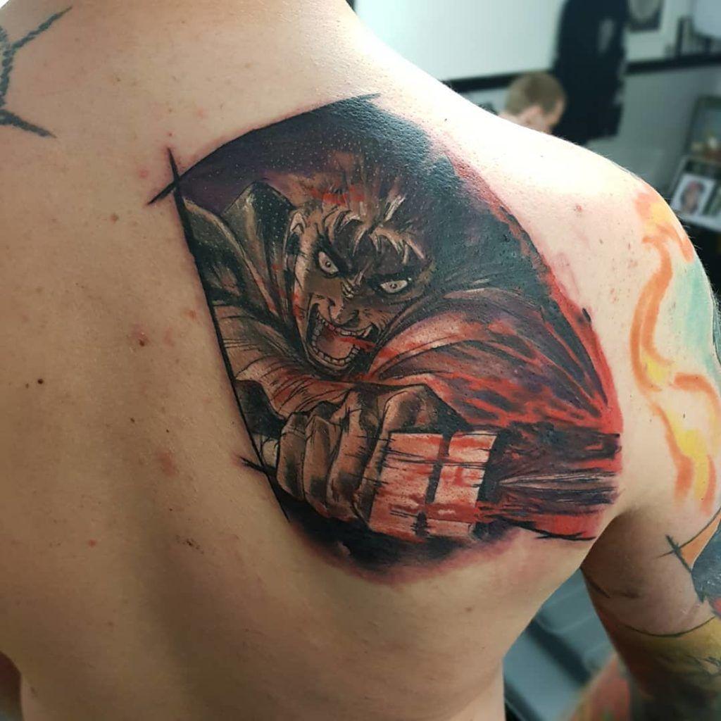 Berserk Tattoo 148