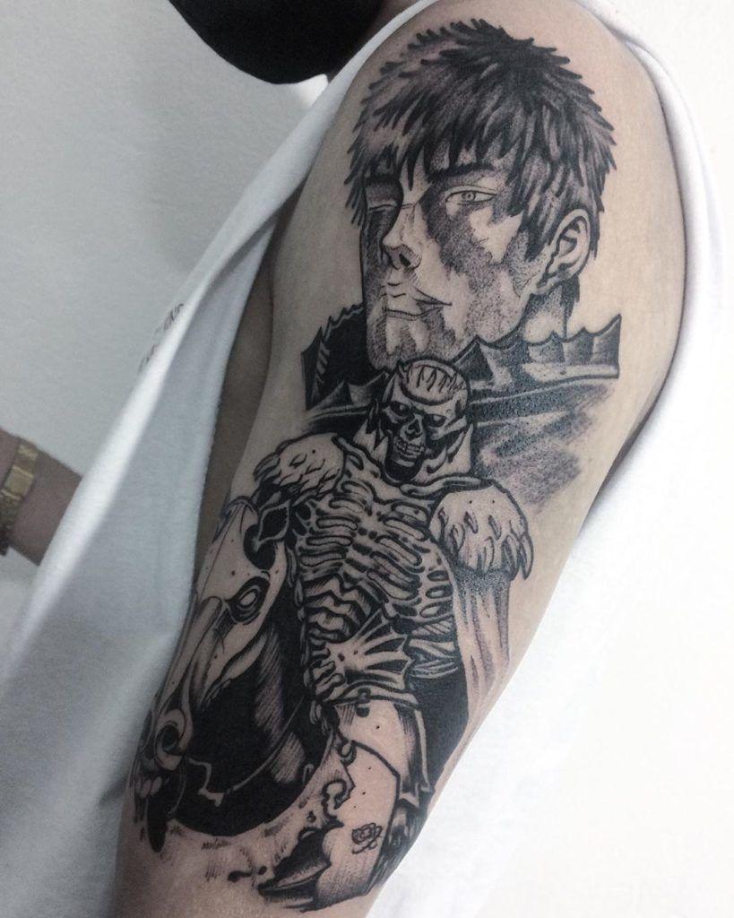 Berserk Tattoo 2