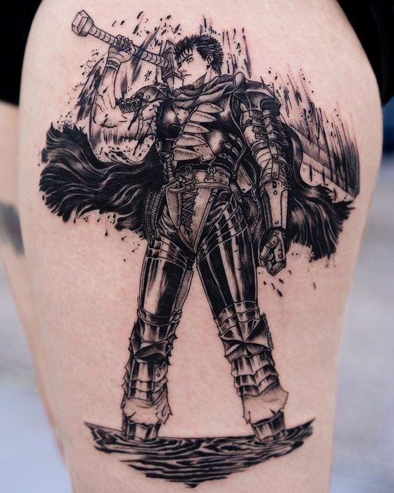 Berserk Tattoo 21