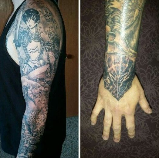 Berserk Tattoo 26