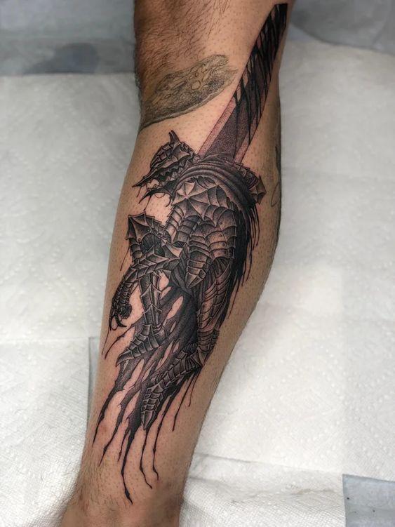 Berserk Tattoo 28