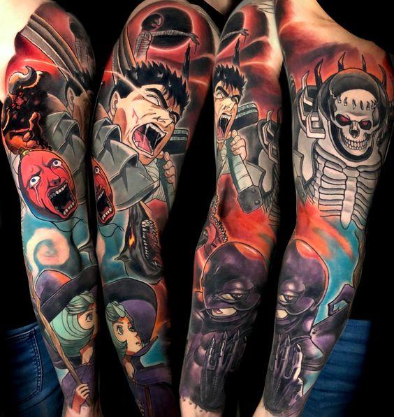 Berserk Tattoo 34