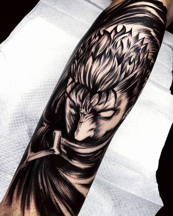 Berserk Tattoo 36