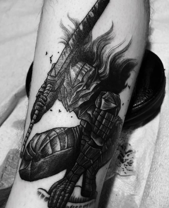 Berserk Tattoo 37