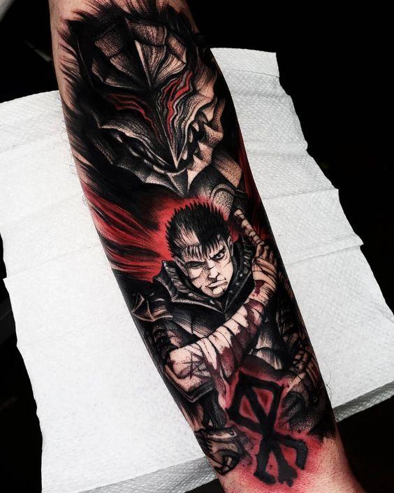 Berserk Tattoo 38