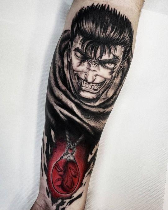 Berserk Tattoo 39