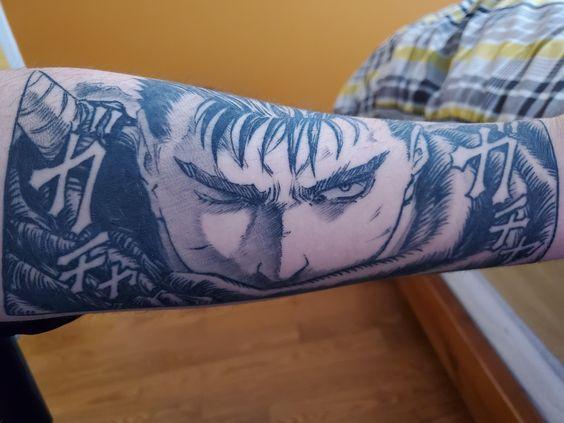 Berserk Tattoo 40