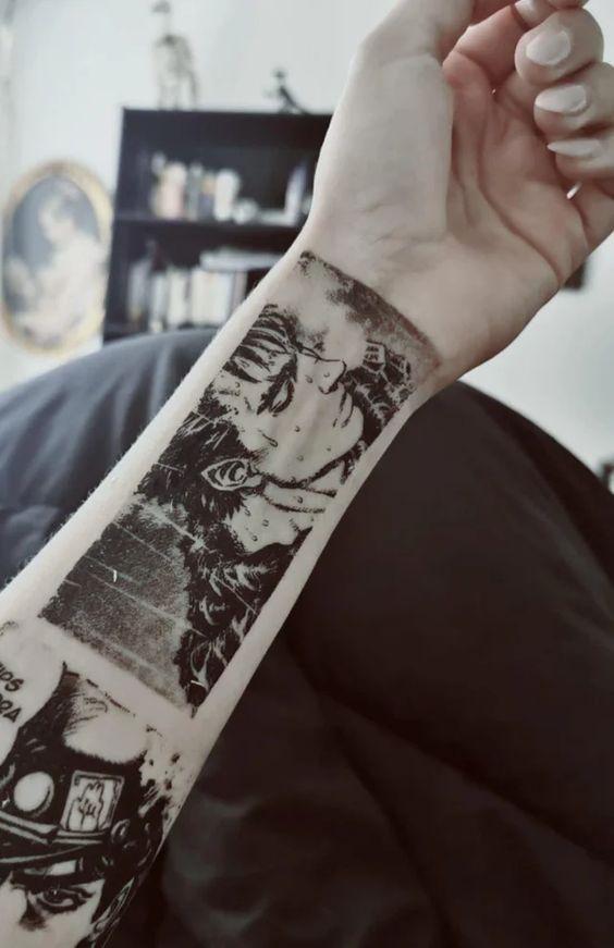 Berserk Tattoo 41