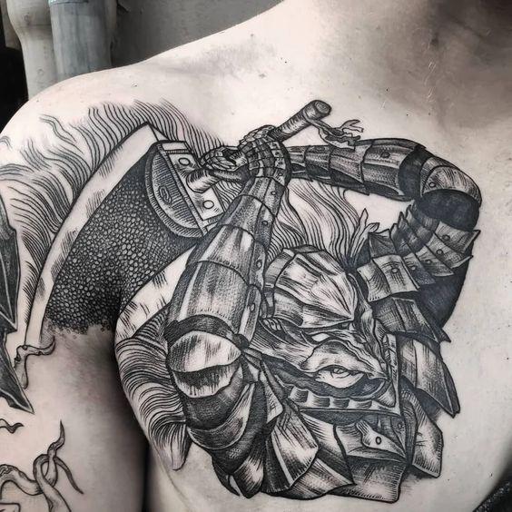Berserk Tattoo 47