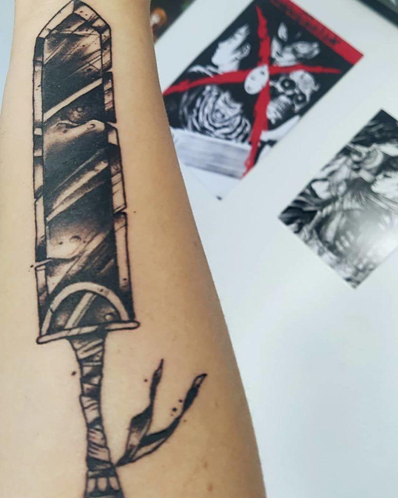 Berserk Tattoo 54