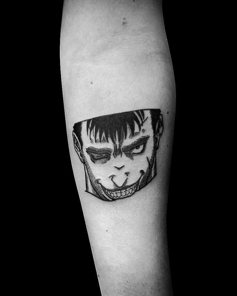 Berserk Tattoo 60