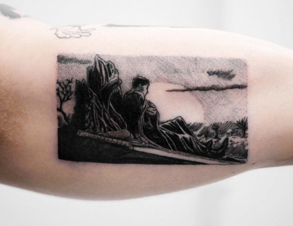Berserk Tattoo 66