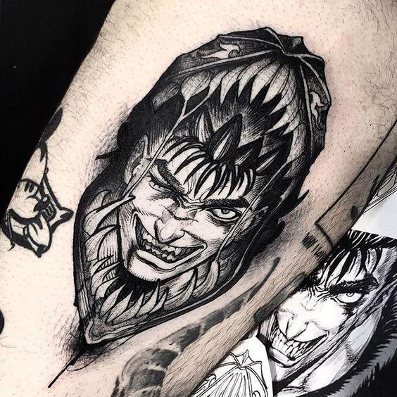 Berserk Tattoo 7