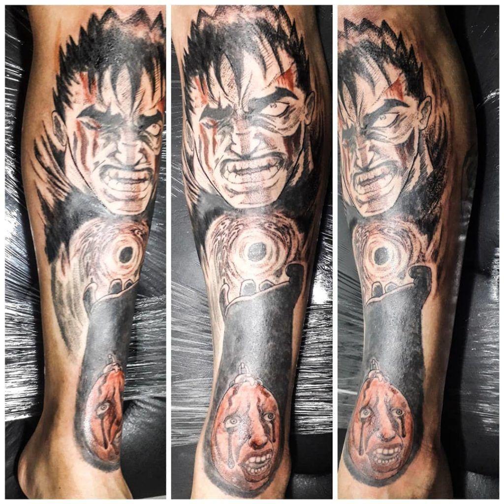 Berserk Tattoo 81