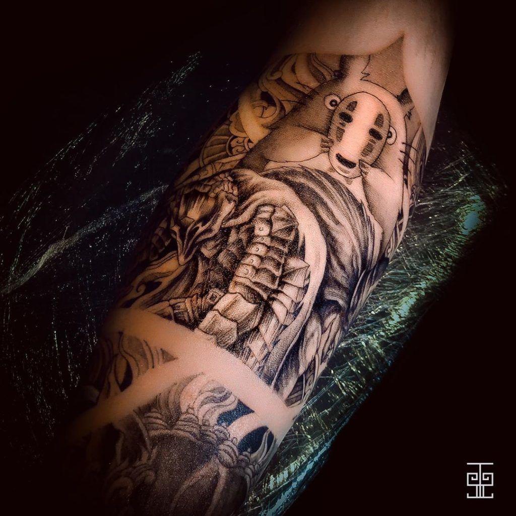 Berserk Tattoo 82