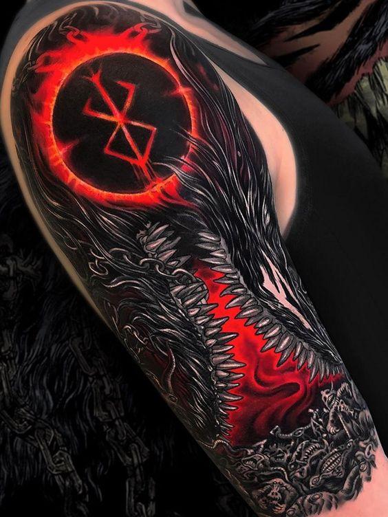 Berserk Tattoo 9