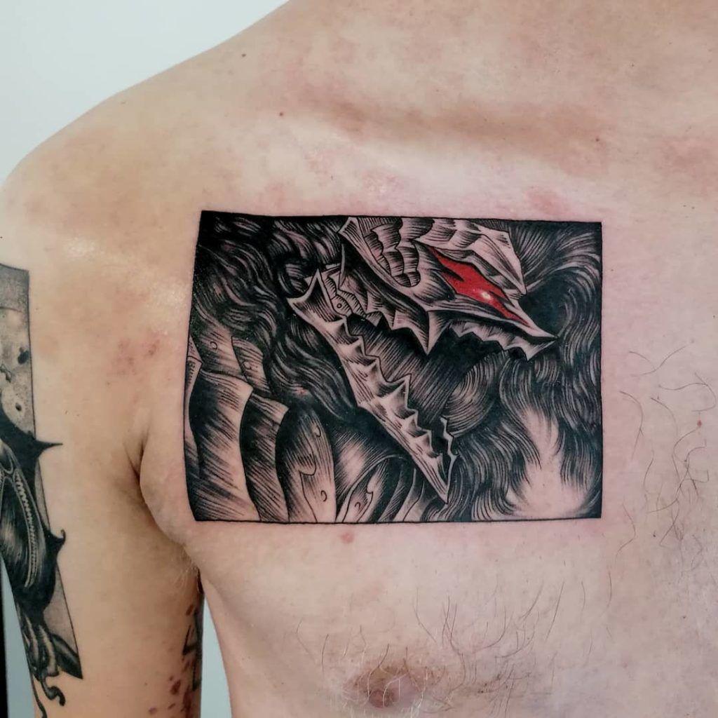 Berserk Tattoo 92