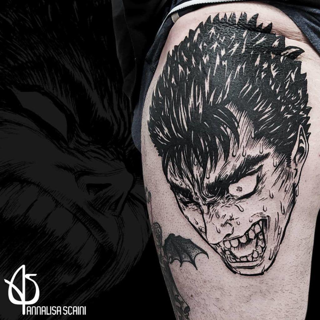 Berserk Tattoo 96