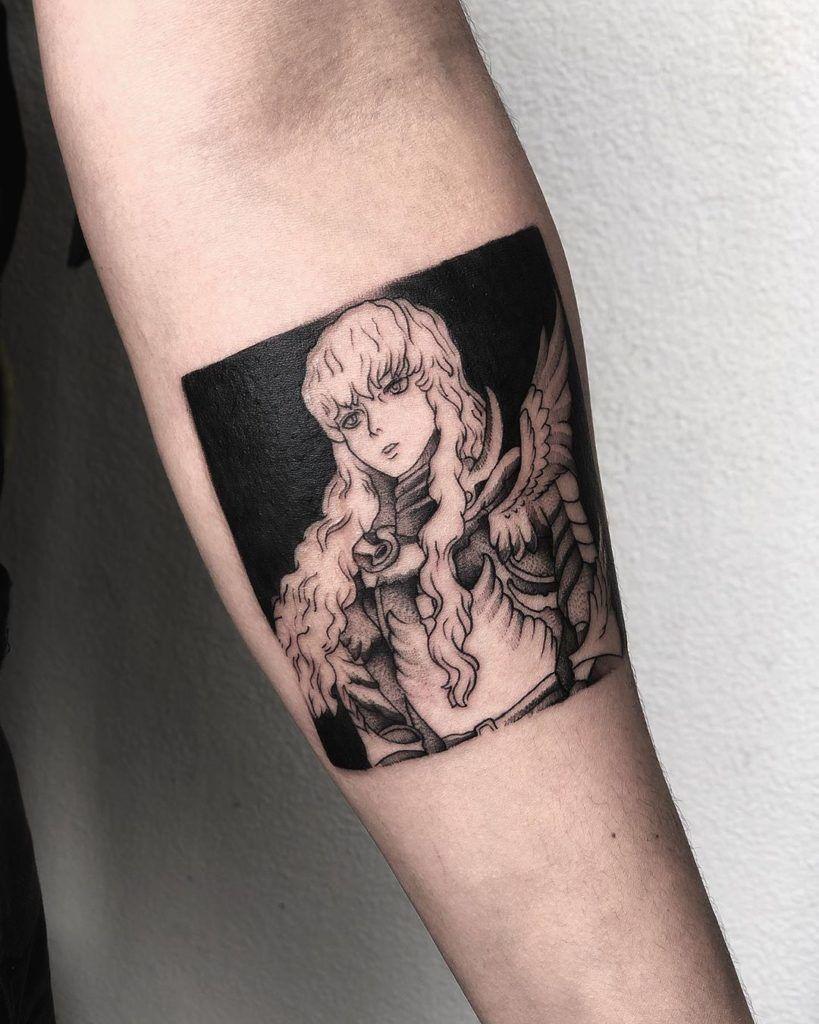 Berserk Tattoo 97