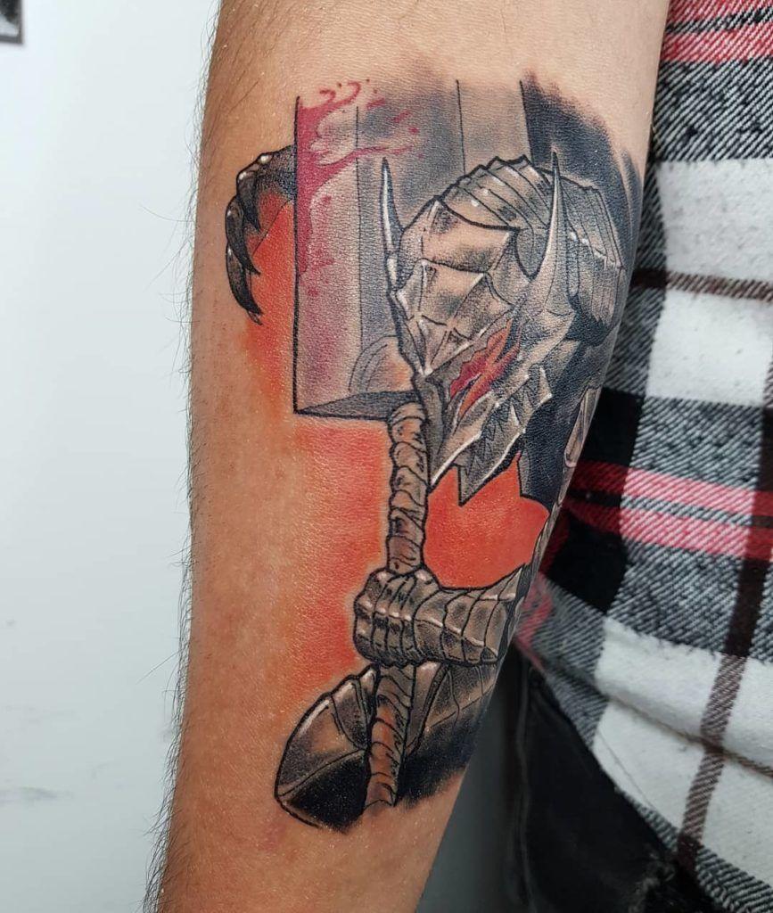 Berserk Tattoo 98