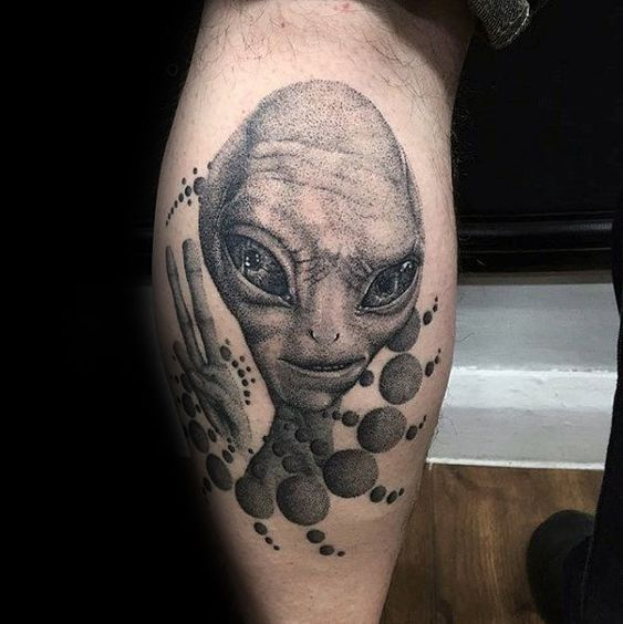 Alien Tattoo 17