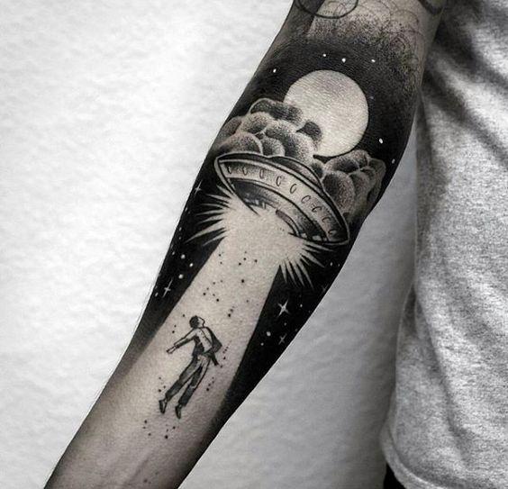 Alien Tattoo 20