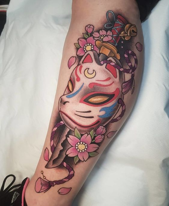 Demon Slayer Tattoo 31