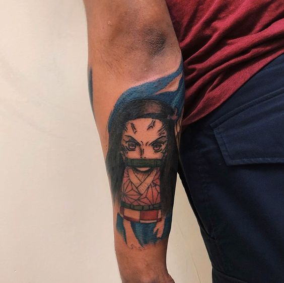 Demon Slayer Tattoo 32