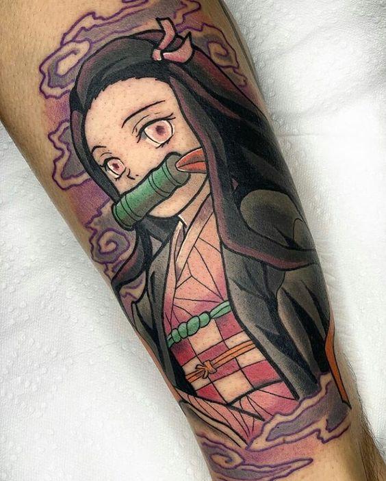 Demon Slayer Tattoo 84