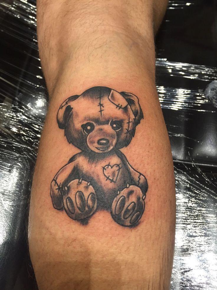 Teddy Bear Tattoo 33